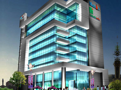 Office space for rent sector 132 Noida